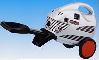 GX-22 hidegvizes magasnyomású mosó kerékkel termék fő termékképe