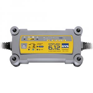 GYSFLASH 6.12A inverteres akkumulátor töltő termék fő termékképe