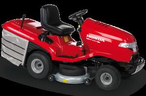 Honda HF 2417 HME fűnyíró traktor termék fő termékképe