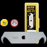 Olfa HOB-2/5 horgas penge, 17.5 mm, 5db/csomag