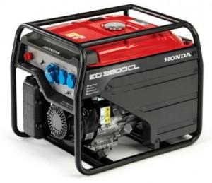 Honda EG 3600 áramfejlesztő termék fő termékképe