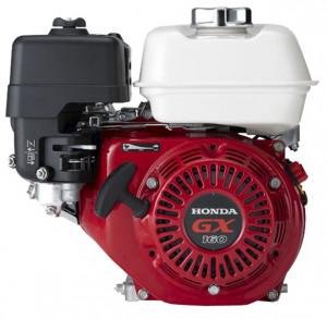 Honda GX-160 5,5 LE-s berántós motor termék fő termékképe