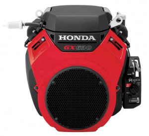 Honda GX-630 25 LE-s önindítós motor kipufogó nélkül termék fő termékképe
