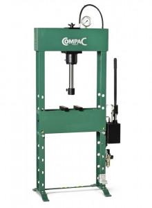 COMPAC Hydraulik HP25 hidro-pneumatikus prés, kézi-karos, gyors dugattyú, 25 t termék fő termékképe