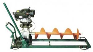 HTF - 250 HONDA motoros vízszintes talajfúró termék fő termékképe