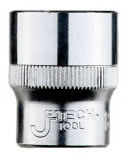 "JeTech SK1/2-16 1/2""-os dugókulcs fej, 16 mm"