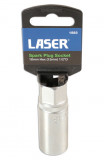"Laser Tools LAS-1583 1/2""-os gyertya dugókulcs, 18 mm"