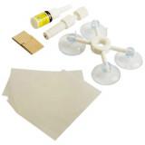 Laser Tools LAS-5198 szélvédő javító készlet karcokhoz, kavicsfelverődéshez