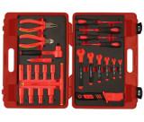 Laser Tools LAS-6150 VDE szigetelt szerszám készlet, 25 részes