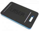 Laser Tools LAS-6407 térdeplő szivacs LED világítással, EVA, 460 x 270 x 30 mm