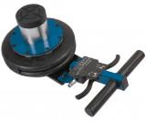 Laser Tools LAS-6530 2-légkörös légpárnás emelő, 115-350 mm + 80 mm adapter, max. 2 tonna