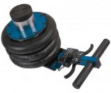 Laser Tools LAS-6531 3-légkörös légpárnás emelő, 200-490 mm + 60 mm adapter, max. 2 tonna