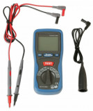 Laser Tools LAS-6549 digitális multiméter, szigetelésvizsgáló, CAT III, hibrid járművekhez is