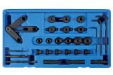 Laser Tools LAS-6587 univerzális csavarkiszedő készlet, 28 részes
