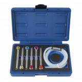 Laser Tools LAS-6783 féklégtelenítő kulcs készlet szelepes tömlővel