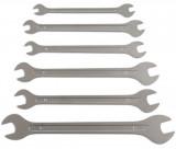 Laser Tools LAS-6788 extra vékony villáskulcs készlet, metrikus, 6 részes