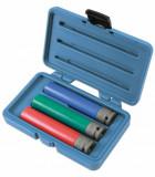 """Laser Tools LAS-6866 1/2""""-os légkulcsfej készlet alu felnihez, extra hosszú, 3 részes"""