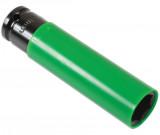 "Laser Tools LAS-6910 1/2""-os 6-lapú légkulcsfej alufelnihez, extra hosszú, 130 mm, 21 mm"