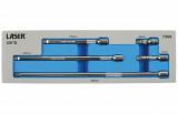"""Laser Tools LAS-7369 crowa toldószár készlet, 3/8"""", 5 részes"""