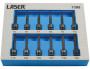 """Laser Tools LAS-7398 1/4""""-os gépi rátűzőkulcs készlet, hosszú, torx, T5-T40, 12 részes"""