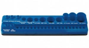 Laser Tools LAS-7530 mágneses tartó-rendszerező bitekhez és adapterekhez, 34 férőhelyes termék fő termékképe