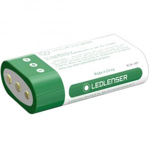 Ledlenser 2 x 21700 Li-ion akkumulátor pakk, 7.4 V, 4800 mAh (H19R Core, Signature, H15R Core, Work) termék fő termékképe