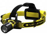 Ledlenser EXH8R tölthető robbanásbiztos ATEX LED fejlámpa, CRI65, 1/21 zóna, 1x18650 Li-ion, 200 lm