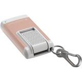 Ledlenser K4R tölthető Led kulcstartós lámpa, 1x3.7 V Li-ion, rózsa-arany, 120 lm