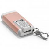 Ledlenser K6R tölthető Led kulcstartós lámpa, 1x3.7 V Li-ion, rózsa-arany, 400 lm