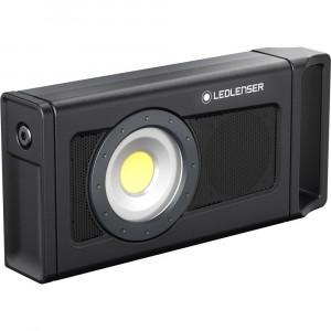 Ledlenser iF4R Music / bluetooth hangszóró/ fényvető, 1x3.7 V Li-ion, 2500 lm termék fő termékképe