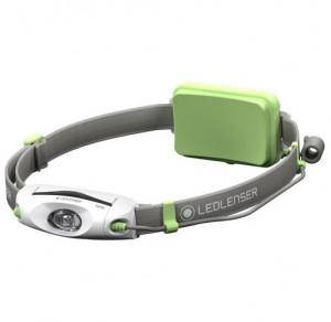Ledlenser NEO4 Led fejlámpa, zöld, 3xAAA, 240 lm termék fő termékképe
