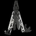 Leatherman SIGNAL multiszerszám, fekete-ezüst színű