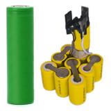 3.6 V -os Li-ion akkumulátor felújítás, 2.6 Ah