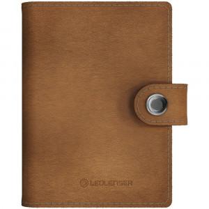 Ledlenser Lite pénztárca / powerbank / tölthető lámpa, karamel, 150 lm termék fő termékképe