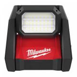 Milwaukee M18 HOAL-0 TRUEVIEW™ akkus LED térmegvilágító lámpa (akku és töltő nélkül)