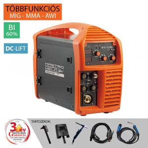 Mastroweld MIG-250 MI (DC-Lift) Evolution multifunkciós inverter termék fő termékképe