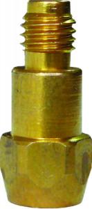 """Mastroweld MIG """"CO"""" közdarab MB36KD M8 menettel MW termék fő termékképe"""