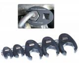 """Müller-Werkzeug MLR-571 050 villáskulcs adapter készlet, nyitott, Crowfoot, 3/8"""", metrikus, 5 részes"""