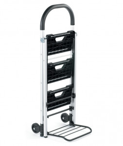 Matloc 3 lépcsőfokú létrás molnárkocsi, max. 60 kg / 150 kg termék fő termékképe