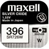 Maxell SR726W 1.55V ezüst-oxid gombelem