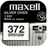 Maxell SR916W 1.55V ezüst-oxid gombelem