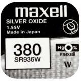 Maxell SR936W 1.55V ezüst-oxid gombelem