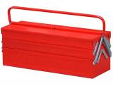 Torin Big Red NTBC129 szerszámos láda, 550 mm, 5 rekeszes