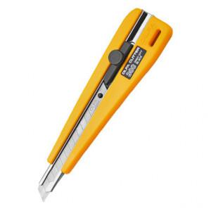 Olfa 300 törhető pengéjű vágókés csavaros pengerögzítővel, 9 mm termék fő termékképe