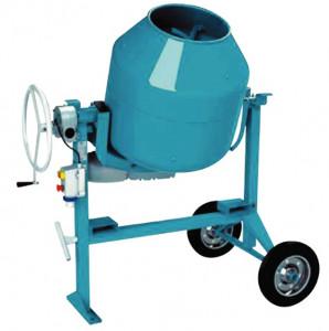 """Omaer C250 SR """"SILENT"""" hajtóműves ipari betonkeverő termék fő termékképe"""