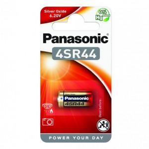 Panasonic 4SR44/1BP 6.2V ezüst-oxid fotóelem, 1db/bliszter termék fő termékképe
