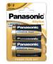 Panasonic LR20APB-2BP ALKALINE POWER alkáli tartós elem, D (góliát), 2db/bliszter