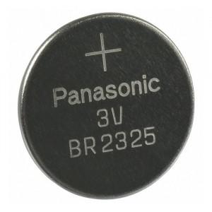 Panasonic BR-2325 szénfluorid-lítium gombelem, 3 V, 165 mAh termék fő termékképe