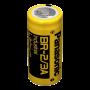 Panasonic BR-2/3A ipari szénfluorid-lítium elem, 3 V, 1200 mAh
