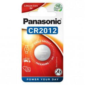Panasonic CR-2012 3V lítium gombelem, 1db/bliszter termék fő termékképe